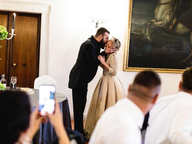 Il matrimonio di Boris e Giulia a Forgaria nel Friuli, Udine 788