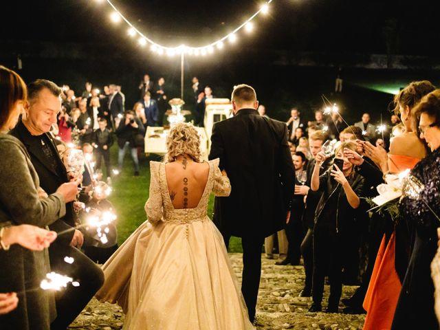 Il matrimonio di Boris e Giulia a Forgaria nel Friuli, Udine 838