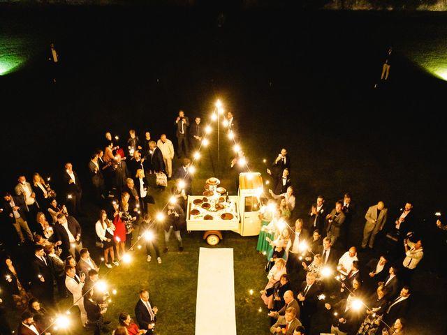 Il matrimonio di Boris e Giulia a Forgaria nel Friuli, Udine 843