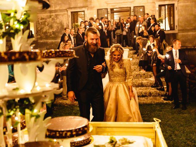 Il matrimonio di Boris e Giulia a Forgaria nel Friuli, Udine 849