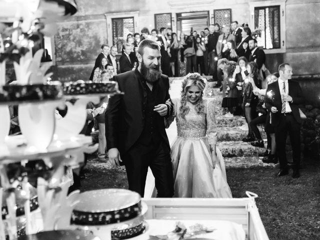 Il matrimonio di Boris e Giulia a Forgaria nel Friuli, Udine 850
