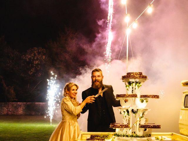 Il matrimonio di Boris e Giulia a Forgaria nel Friuli, Udine 853