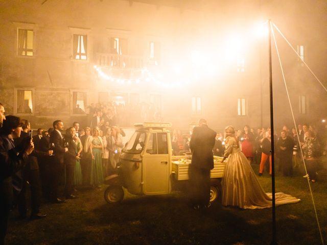 Il matrimonio di Boris e Giulia a Forgaria nel Friuli, Udine 872