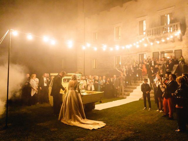 Il matrimonio di Boris e Giulia a Forgaria nel Friuli, Udine 873