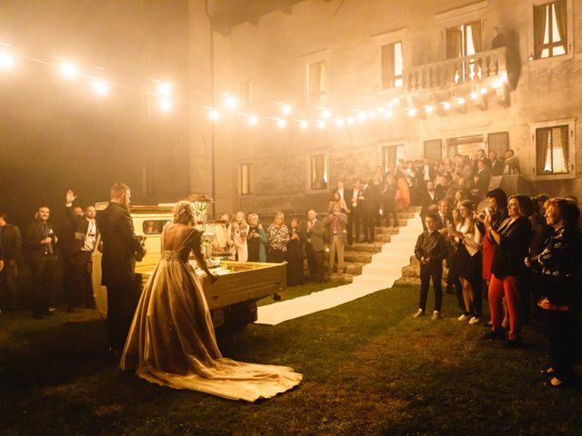 Il matrimonio di Boris e Giulia a Forgaria nel Friuli, Udine 874