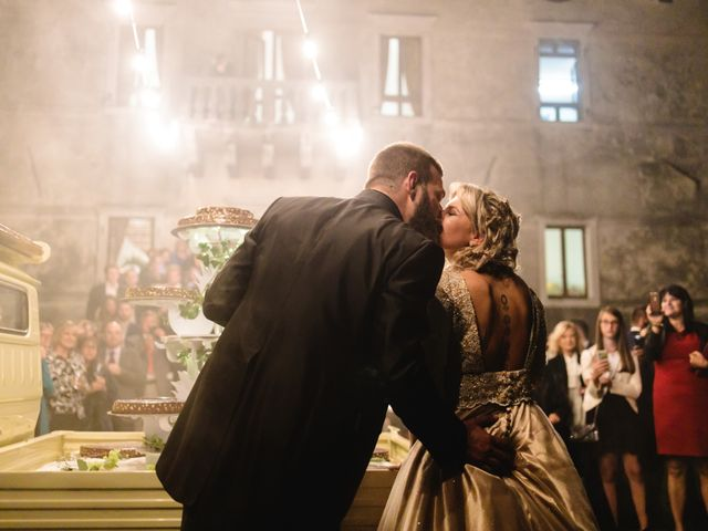 Il matrimonio di Boris e Giulia a Forgaria nel Friuli, Udine 876