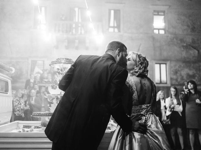 Il matrimonio di Boris e Giulia a Forgaria nel Friuli, Udine 877