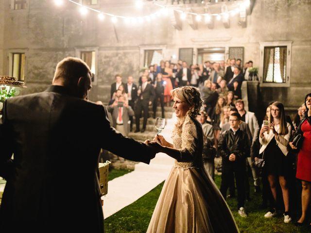 Il matrimonio di Boris e Giulia a Forgaria nel Friuli, Udine 878