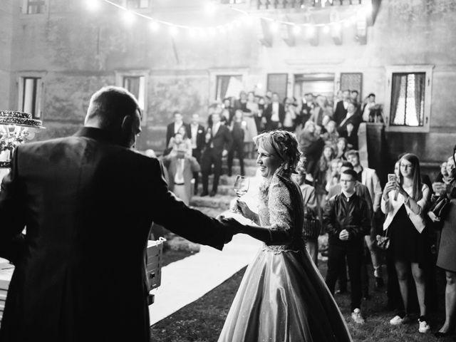 Il matrimonio di Boris e Giulia a Forgaria nel Friuli, Udine 879