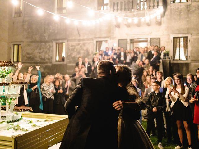 Il matrimonio di Boris e Giulia a Forgaria nel Friuli, Udine 880