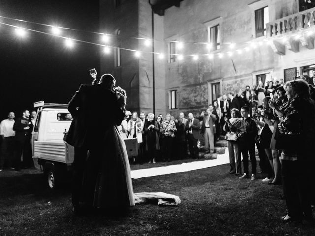 Il matrimonio di Boris e Giulia a Forgaria nel Friuli, Udine 885