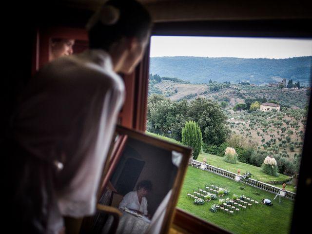 Il matrimonio di Ferdinando e Carolina a Prato, Prato 4