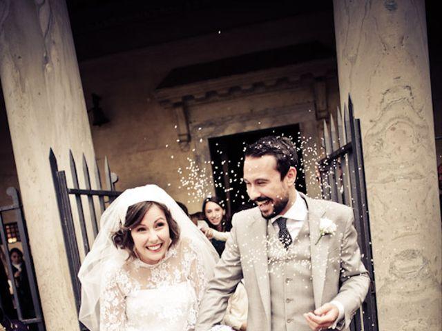 Il matrimonio di Alessio e Eva a Roma, Roma 3