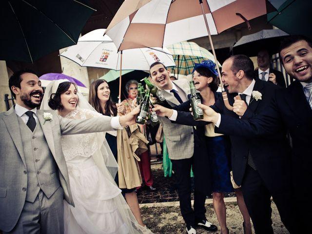 Il matrimonio di Alessio e Eva a Roma, Roma 2