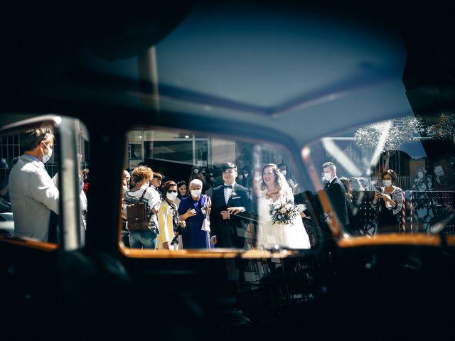 Il matrimonio di Danilo e Francesca a Roma, Roma 25