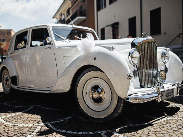 Il matrimonio di Danilo e Francesca a Roma, Roma 27
