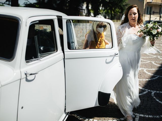 Il matrimonio di Danilo e Francesca a Roma, Roma 30
