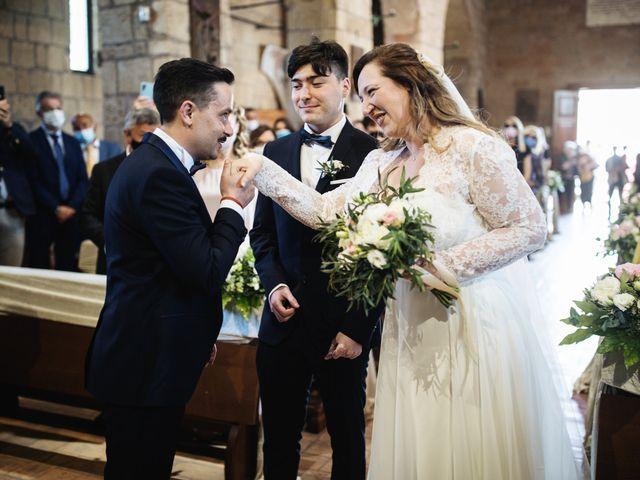 Il matrimonio di Danilo e Francesca a Roma, Roma 31