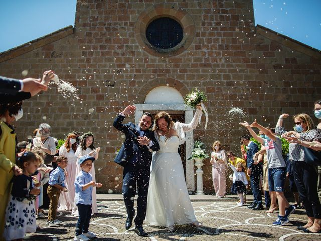 Il matrimonio di Danilo e Francesca a Roma, Roma 32