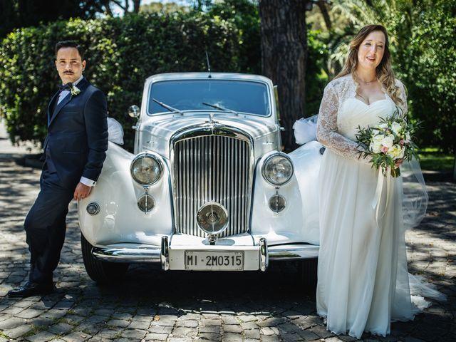 Il matrimonio di Danilo e Francesca a Roma, Roma 35