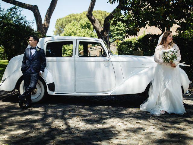 Il matrimonio di Danilo e Francesca a Roma, Roma 36