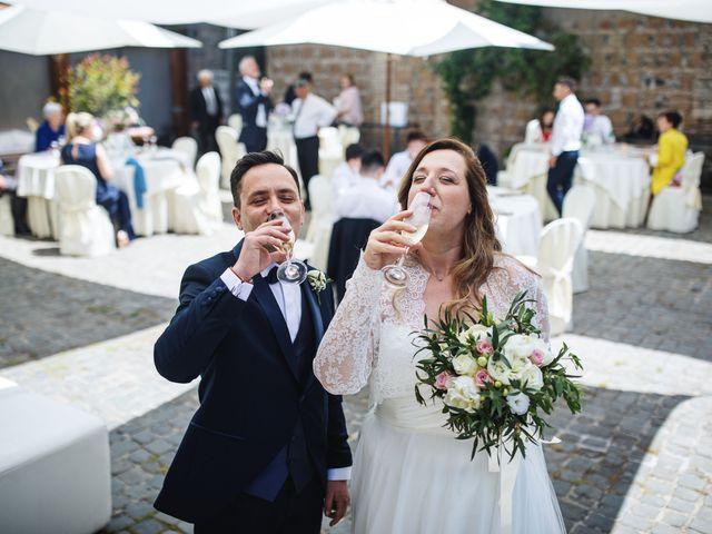 Il matrimonio di Danilo e Francesca a Roma, Roma 40