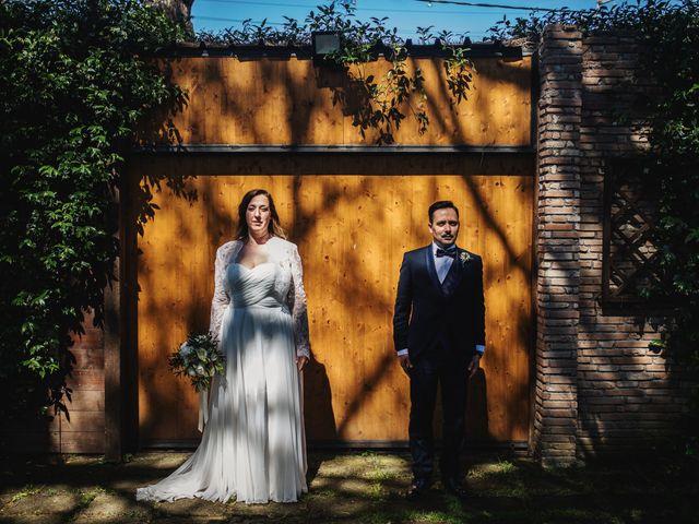 Il matrimonio di Danilo e Francesca a Roma, Roma 43