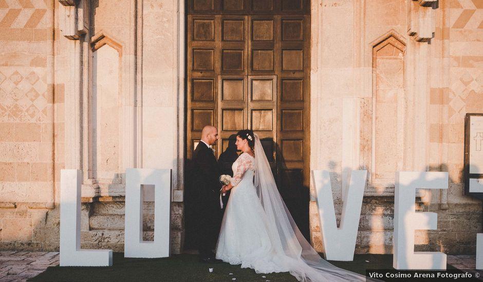 Il matrimonio di Giuseppe e Federica a Brindisi, Brindisi