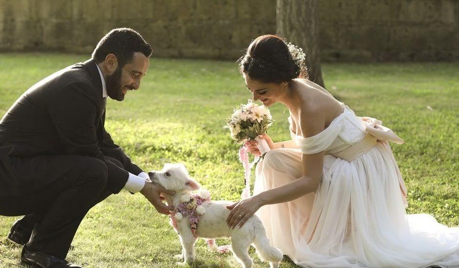 Il matrimonio di Melania e Antonio a Caiazzo, Caserta