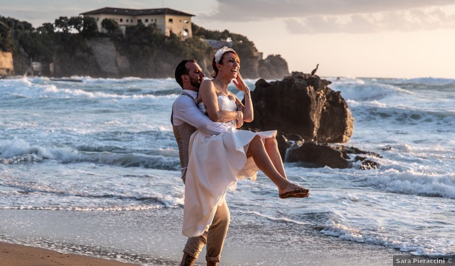 Il matrimonio di Marco e Alice a Rosignano Marittimo, Livorno