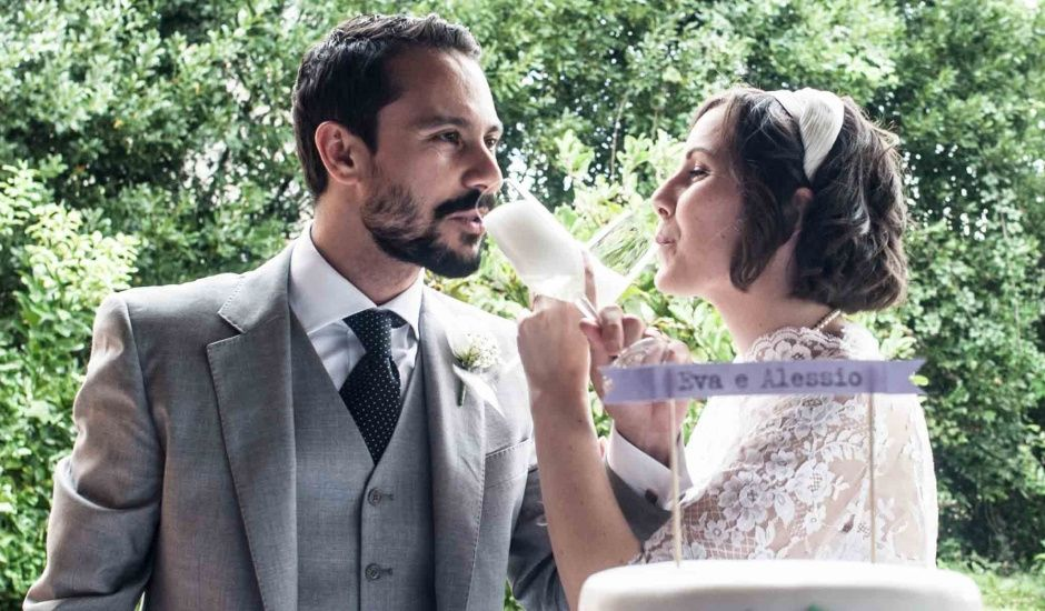 Il matrimonio di Alessio e Eva a Roma, Roma
