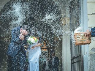 Le nozze di Giulia e Raffaele