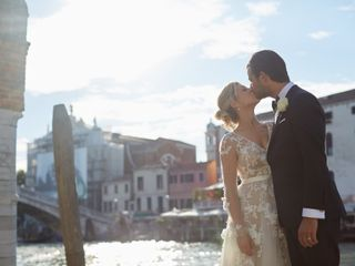 Le nozze di Heidi e Ryan