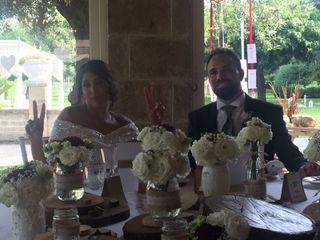 Le nozze di Vincenza Ferone e Luca Russo