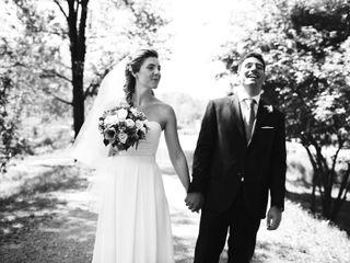 Le nozze di Daria e Alessio