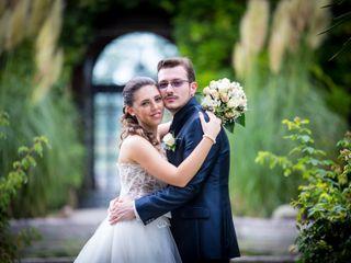 Le nozze di Valentina e Joshua