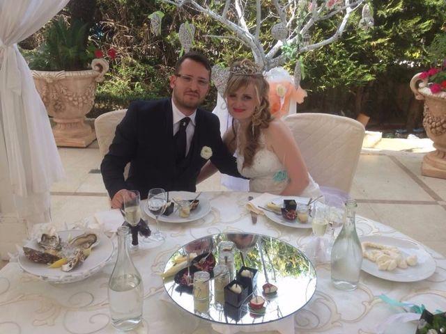 le nozze di Veronica e Ivan