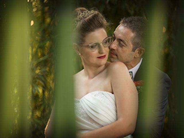 le nozze di Miriam e Daniele