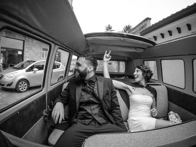 Il matrimonio di Raffaele e Giulia a Tortona, Alessandria 11