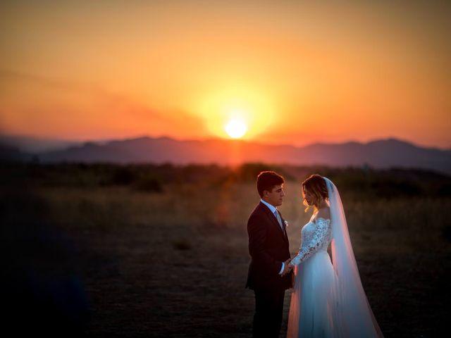 le nozze di Maria e Aldo