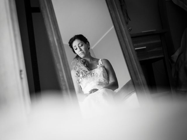 Il matrimonio di Andrea e Serena a Vergiate, Varese 5