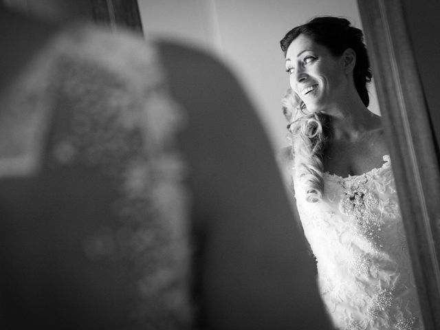 Il matrimonio di Andrea e Serena a Vergiate, Varese 7