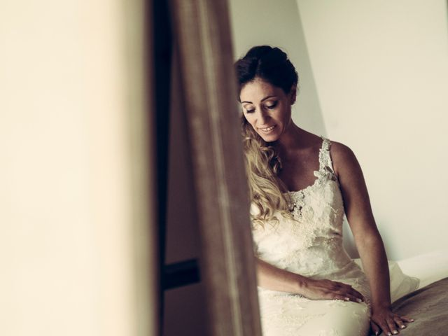 Il matrimonio di Andrea e Serena a Vergiate, Varese 9