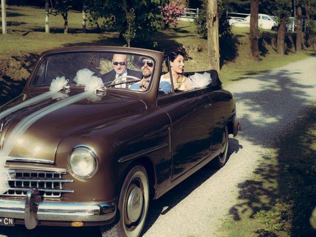 Il matrimonio di Andrea e Serena a Vergiate, Varese 14