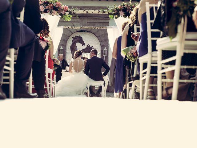 Il matrimonio di Andrea e Serena a Vergiate, Varese 19