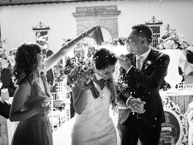 Il matrimonio di Andrea e Serena a Vergiate, Varese 20