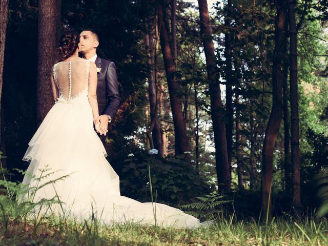 Il matrimonio di Andrea e Serena a Vergiate, Varese 26