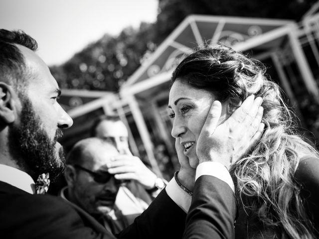 Il matrimonio di Andrea e Serena a Vergiate, Varese 27