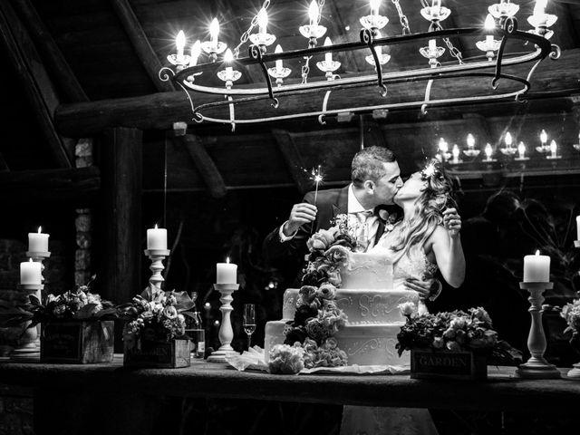Il matrimonio di Andrea e Serena a Vergiate, Varese 31