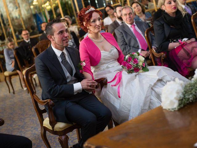 Il matrimonio di Daniele e Francesca a Milano, Milano 1